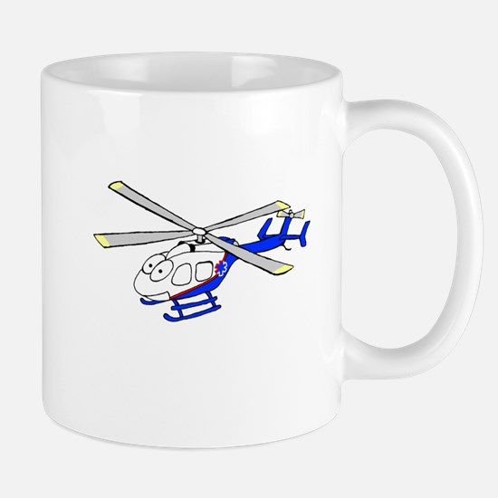 EMS Helicopter4 Mug