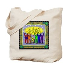 Celebrate Diversity Tote Bag