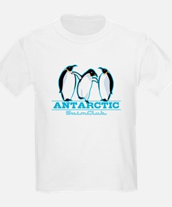 Penguin Swimming T-Shirt
