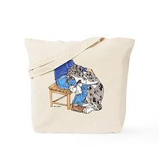 NMtMrl Leghug Tote Bag