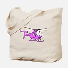 OH-6 Purple Tote Bag