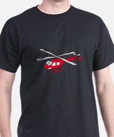 Red Helicopter T-Shirt