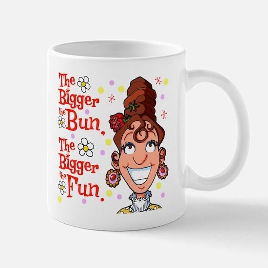 The Bigger the Bun Mug