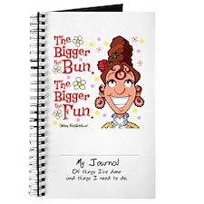 The Bigger the Bun Journal