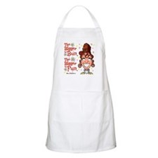 The Bigger the Bun BBQ Apron