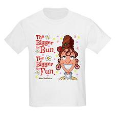 The Bigger the Bun T-Shirt
