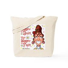 The Bigger the Bun Tote Bag