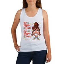 The Bigger the Bun Women's Tank Top