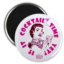 Cocktail Time Magnet