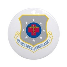 Medical Operations Ornament (Round)