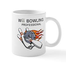 wii bowling professional Small Mug