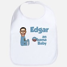 Edgar - an Obama Baby Bib
