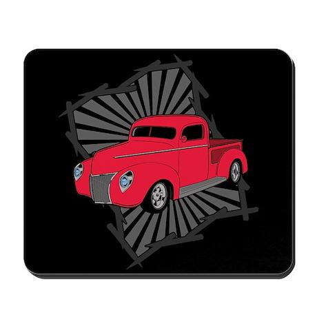 Classic Truck Mousepad