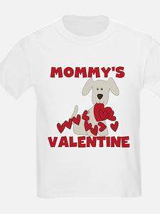 Dog Mommy's Valentine T-Shirt