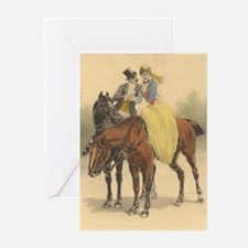 Yellow Skirt Cards (Pk of 10)