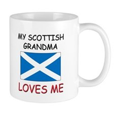 My Scottish Grandma Loves Me Mug