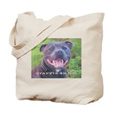 STAFFIE SMILE Tote Bag