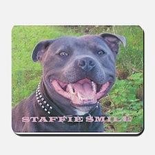STAFFIE SMILE Mousepad