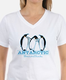 Penguin Swimming Shirt