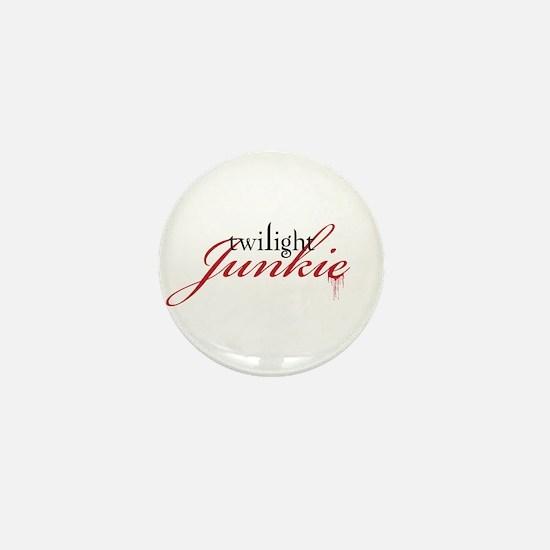 Cool Twilight junkie Mini Button