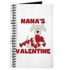 Dog Nana's Valentine Journal
