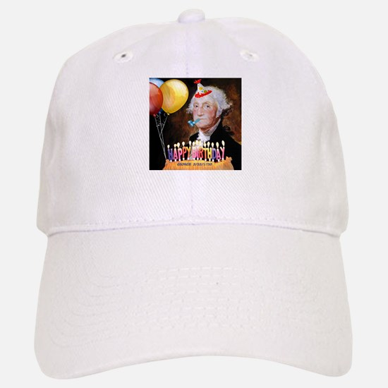 George Washington Baseball Baseball Cap