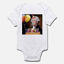 George Washington Infant Bodysuit