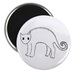 Mad Kitty Magnet