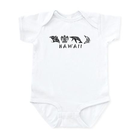 Hawaii Infant Bodysuit