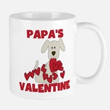 Dog Papa's Valentine Mug