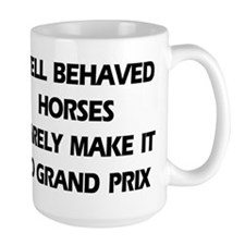 Well Behaved Horses Mug