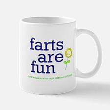 FARTS ARE FUN Mug