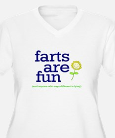 FARTS ARE FUN T-Shirt