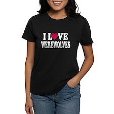 I L<3VE Werewolves Tee