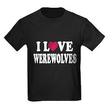 I L<3VE Werewolves T