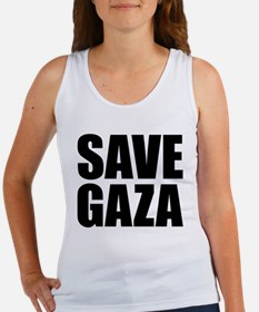 SAVE GAZA Women's Tank Top