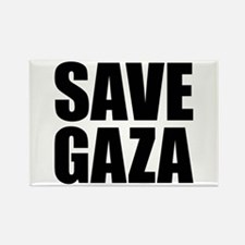 SAVE GAZA Rectangle Magnet (10 pack)