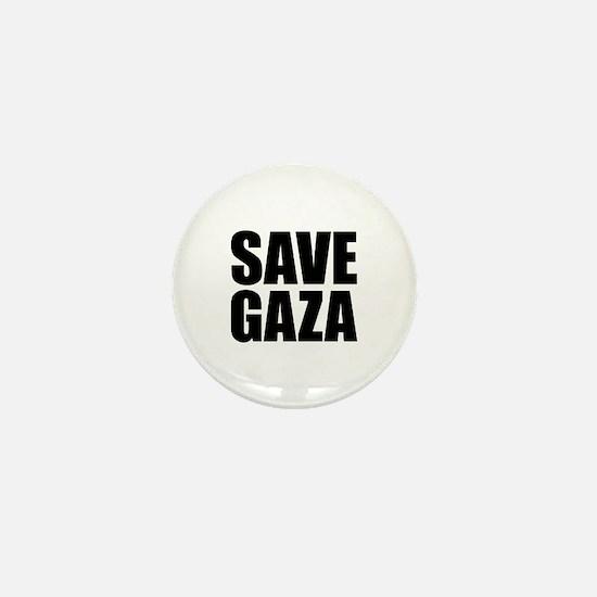 SAVE GAZA Mini Button