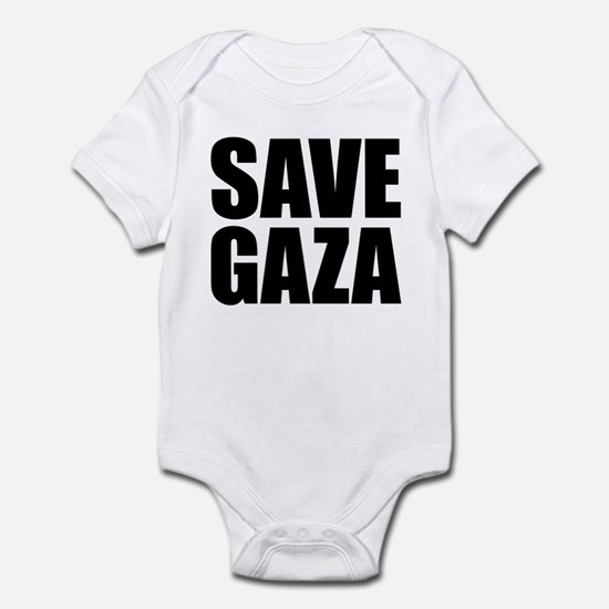 SAVE GAZA Infant Bodysuit