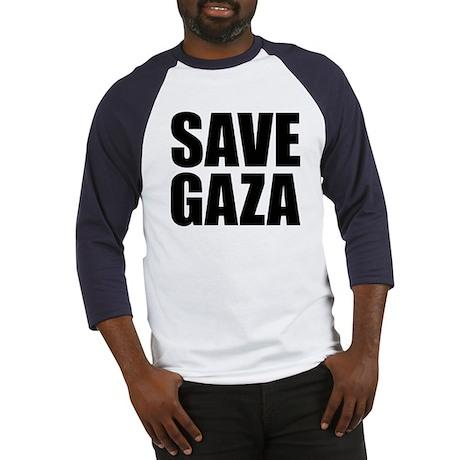 SAVE GAZA Baseball Jersey