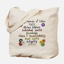 YW of Value Tote Bag
