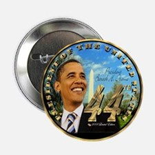"""Obama Inauguration"" 2.25"" Button ("