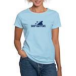 Ship Happens Women's Light T-Shirt