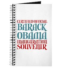 Official Obama Inauguration Souvenir Journal