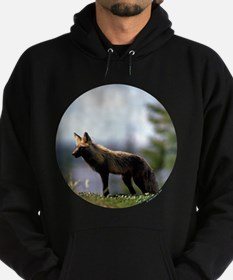Cross Fox Hoodie (dark)