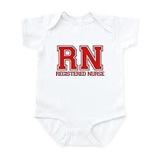 RN Tender Hearts Infant Bodysuit