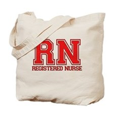 RN Tender Hearts Tote Bag