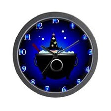 13 Hour Magic Wall Clock