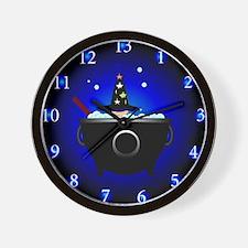 13 Hour Magic Wall Clock