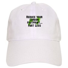 REDUCE YOUR CARBON FOOTPRINT. Baseball Cap